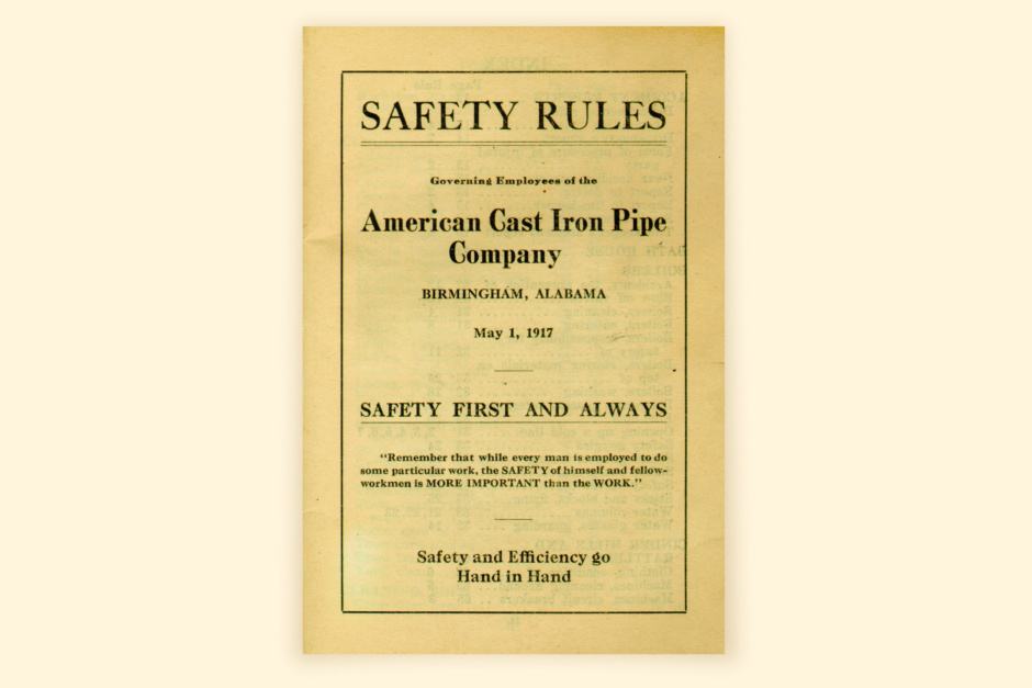 Page 81 Safety Rules 1917 Crop