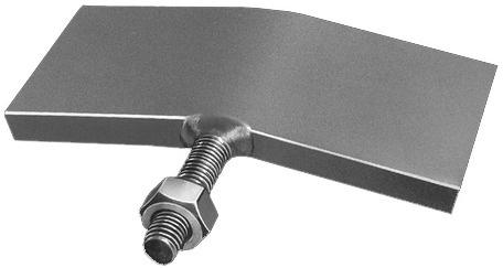 2 1 2 7 Flex Lok Steel Wedge