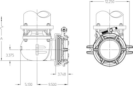 H525 Pacer Alpha Base Print