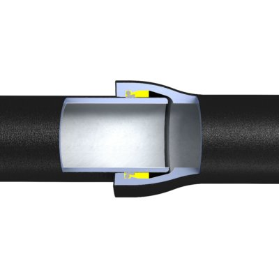 Fastite Joint Pipe With Fast-Grip Gasket
