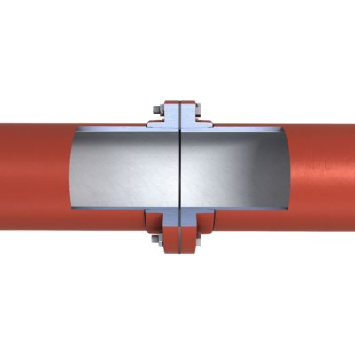 Flanged Joint Pipe