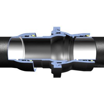 Flex-Lok Ball Joint Pipe