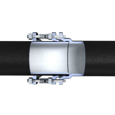 Mechanical Joint Coupled Joint Pipe
