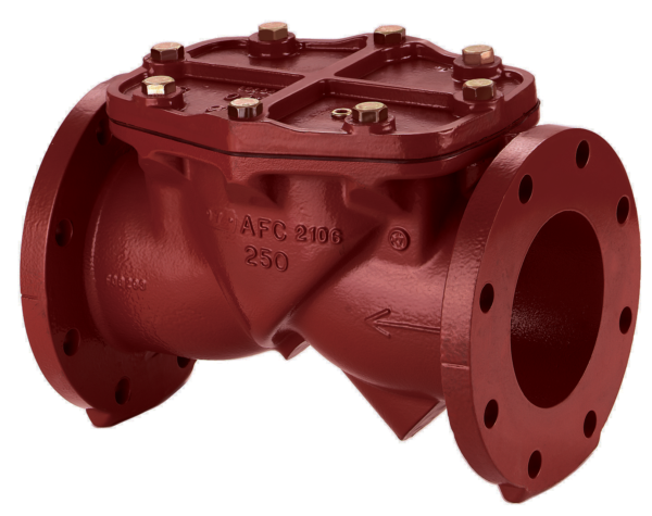 Series 2100 Resilient Seated Check Valves
