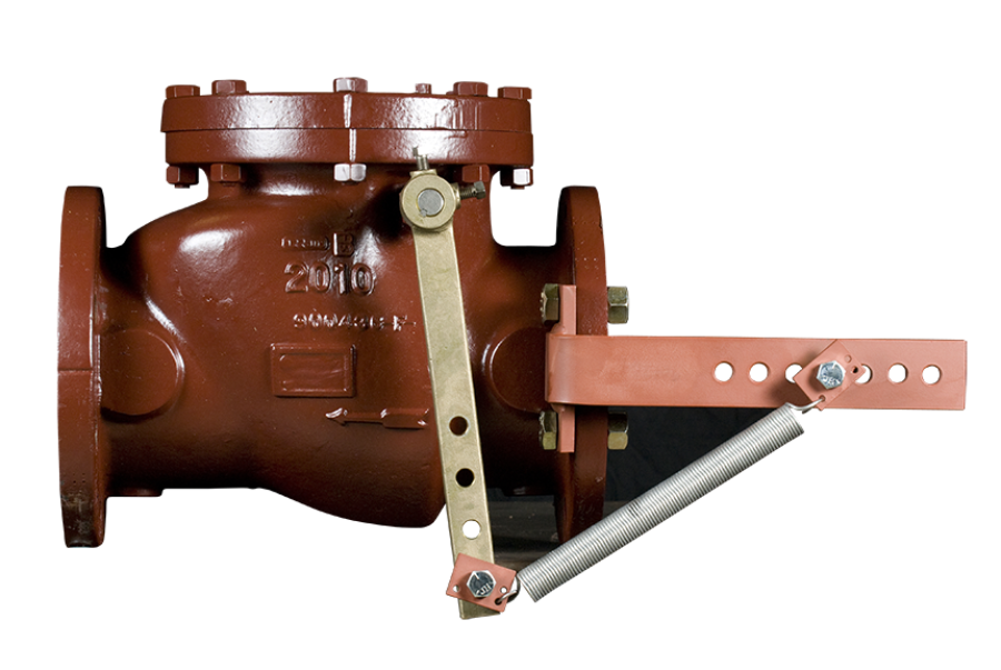 Series 600 Swing Check Valves - Lever and Spring
