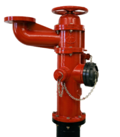 American-Darling® B-84-BB-5 Industrial Fire Hydrant