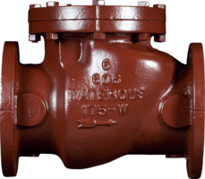 Series 600 Swing Check Valves