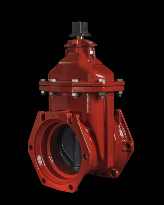 American Flow Control S Series 3500 Gate Valve Is