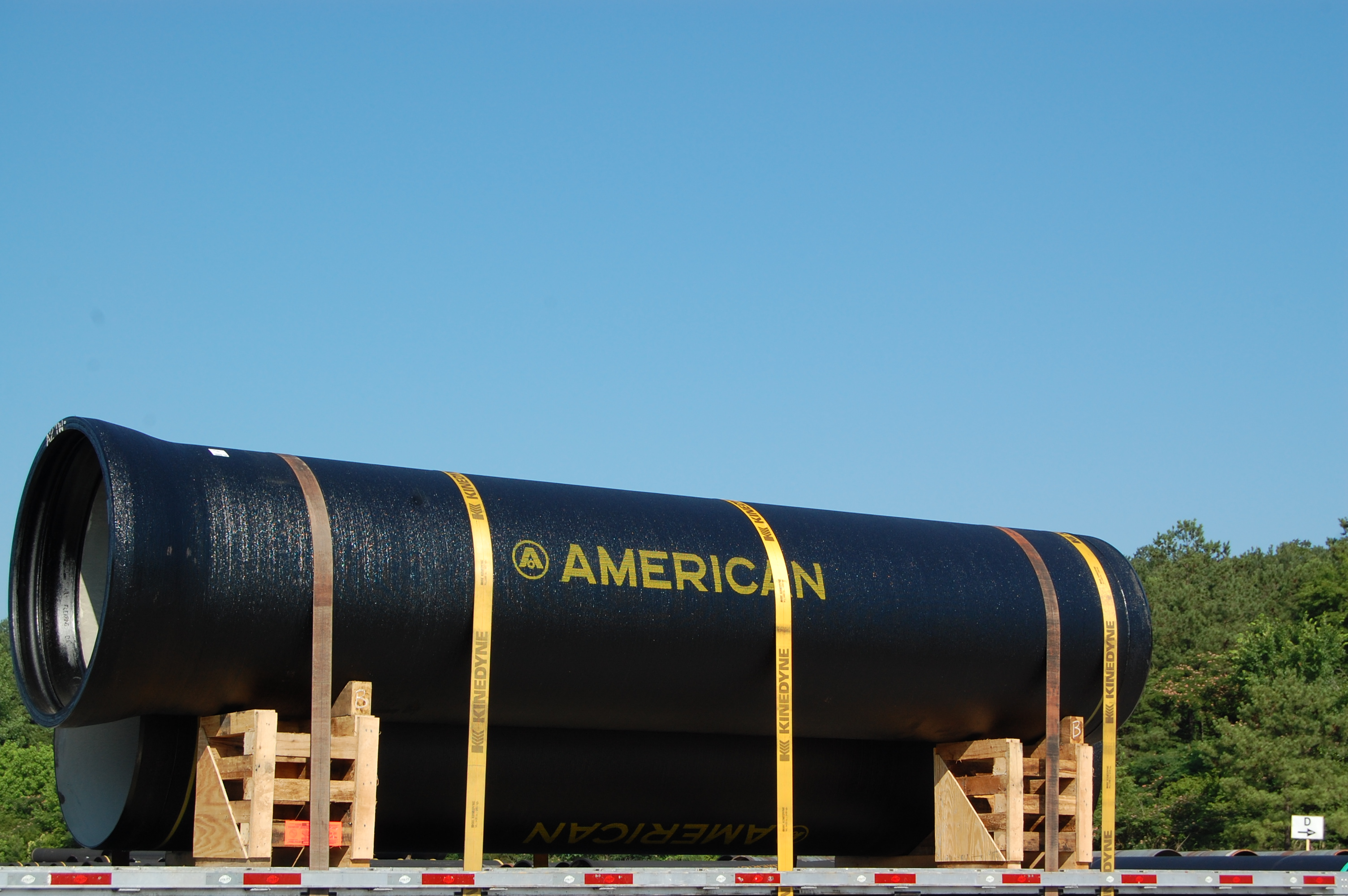 Growth Boom in Cumberland: AMERICAN Pipe, Valves Installed in Cobb ...