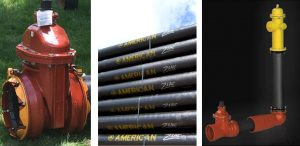 AMERICAN Cast Iron Pipe Company, ACE19, ALPHA, AMERICAN Zinc, Earthquake Joint System