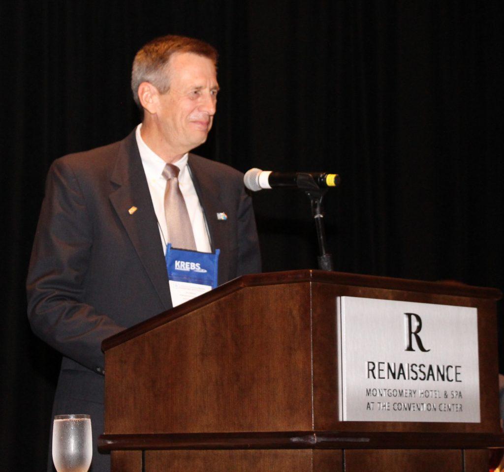 Watterson Named Fuller Award Recipient from AWWA Alabama