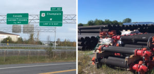 AMERICAN Ductile Iron Pipe, AMERICAN Flow Control, Champlain, economic development, New York, Waterous Pacer