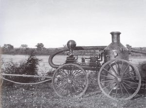 Waterous steam fire engine